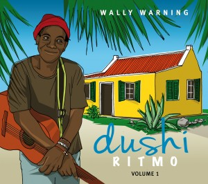 Cover Dushi Ritmo - Wally Warning